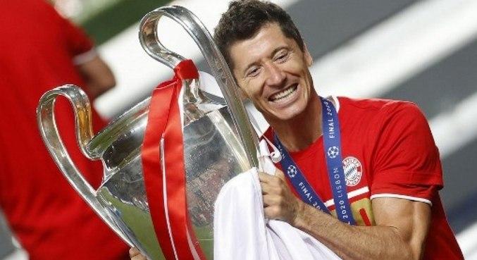 Craque foi eleito esportista europeu do ano