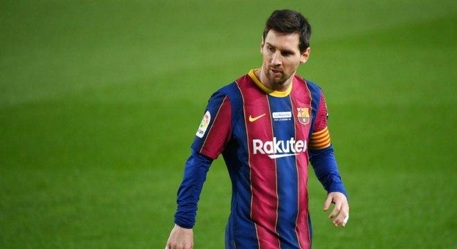 Lionel Messi é um dos maiores jogadores da história do futebol
