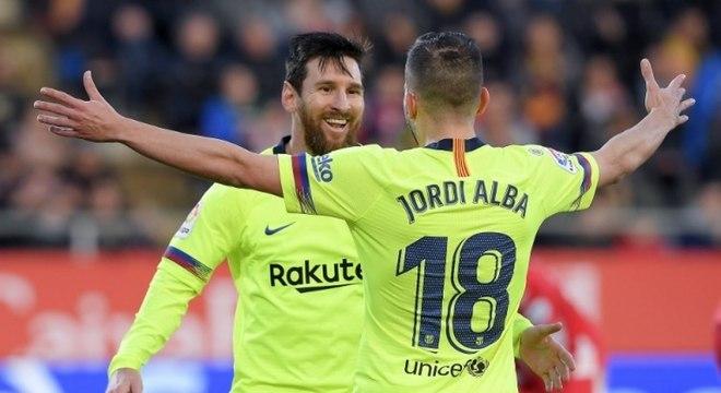 Argentino fez um belo gol na etapa final da partida 3fceab0946e70