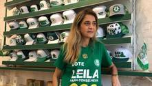 Leila Pereira é reeleita conselheira no Palmeiras neste sábado (27)