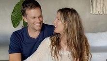 Tom Brady entra em entrevista de Gisele Bündchen e fala sobre aposentadoria