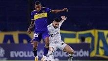 Santos perde para o Boca por 2 a 0 e se complica na Libertadores