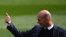 Real Madrid comunica saída de Zidane do cargo de técnico