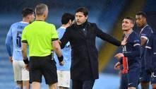 Mauricio Pochettino pode deixar o Paris Saint-Germain