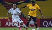 Lucas Braga ganha destaque da comissão técnica do Santos