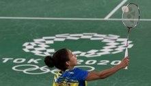 Badminton: Fabiana Silva perde e se despede dos Jogos Olímpicos