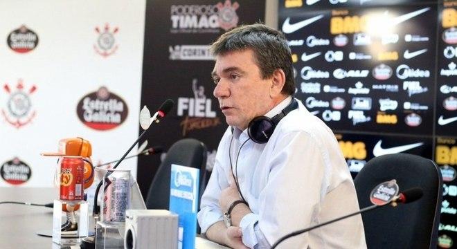 Corinthians, de Andrés Sanchez, estaria prestes a fechar naming rights do Itaquerão