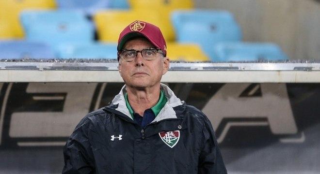 Oswaldo de Oliveira foi demitido do Fluminense nesta sexta-feira