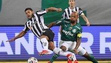 Atlético-MG x Palmeiras: duelo vale vaga na final da Copa Libertadores
