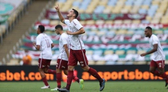 Fluminense tem 70% de aproveitamento como mandante no Brasileirão