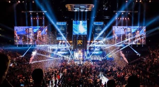 O campeonato mundial de Counter Strike GO é um dos maiores do mundo