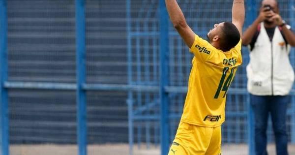 Herói da final, Kaique celebra título Paulista Sub-20: 'Muito gratificante'