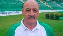 Carbone, ex-técnico de Palmeiras e Fluminense, morre aos 74 anos