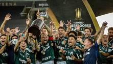 Palmeiras pode repetir feito dos anos 50 com cinco coroas