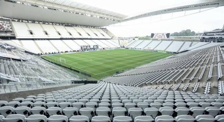 Após sofrer com gramado ruim em derrota para o Juventude, Flamengo quer jogar na Neo Química Arena