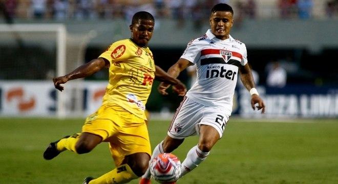 Em caso de empate, São Paulo e Mirassol decidirão vaga nos pênaltis