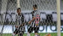 Galo vence o Bahia e encaminha vaga nas quartas da Copa do Brasil