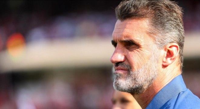 Vágner Mancini diz ter se sentido desprestigiado e deixou o São Paulo