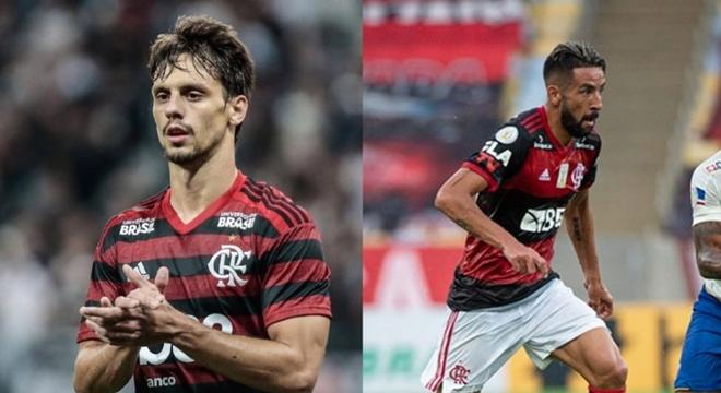 Rodrigo Caio e Isla podem retornar na próxima partida