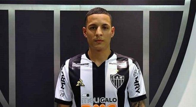 Guilherme Arana é um dos grandes reforços do Atlético para 2020