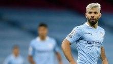 Manchester City confirma saída de Agüero ao final da temporada