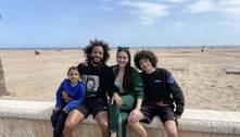 Marcelo será multado após visitar praia espanhola durante pandemia