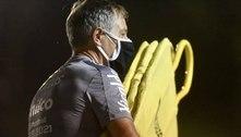 Santos embarca para segunda semana em Atibaia com foco no San Lorenzo