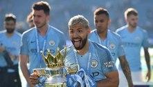 Agüero se despede do Manchester City: 'Satisfação e orgulho por estes dez anos'