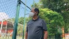 Muricy fala sobre legado de Diniz no São Paulo: 'Jogo mais vertical'