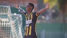 Atacante do Volta Redonda critica Gabigol: 'Faltou humildade dele'