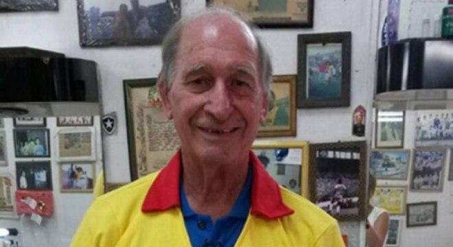 Célio Taveira estava internado desde o último sábado