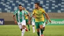 Cuiabá e Juventude empatam em 2 a 2 na abertura do Brasileirão
