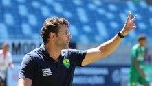 Técnico Alberto Valentim é demitido do Cuiabá na 1ª rodada