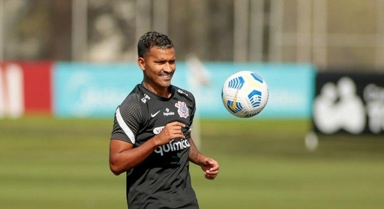 Marquinhos está de volta ao Corinthians e pode ser novidade no Majestoso