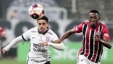 Corinthians x São Paulo: prováveis escalações e desfalques
