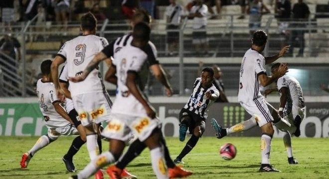 Santos e Ponte Preta foram líder e vice líder do Grupo A do Campeonato Paulista