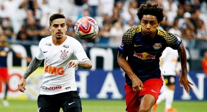 Corinthians e Red Bull Bragantino decidirão vaga nos pênaltis em caso de empate