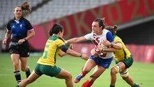 Rúgbi feminino: Brasil perde 3ª seguida e está fora da Olimpíada
