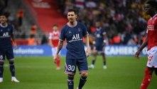 Internautas reclamam de Pochettino em estreia de Messi no PSG
