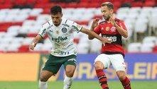 Palmeiras e Flamengo farão a 4ª final brasileira na Libertadores