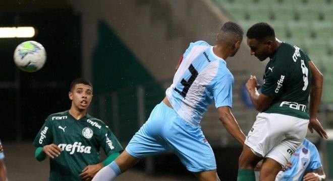 Palmeiras vence o Londrina no e avança na Copa do Brasil sub-20