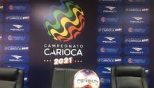 Ferj divulga a tabela do Carioca de 2021; confira a estreia do seu time