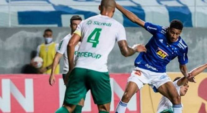 Chance do Cruzeiro subir é cada vez menor