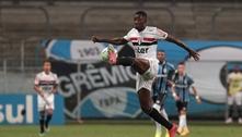 Após caso de doping e dois gols marcados, Carneiro deixa o São Paulo