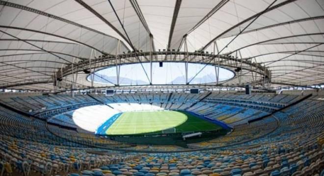 Maracanã pode voltar a receber jogos do Campeonato Carioca nos próximos dias