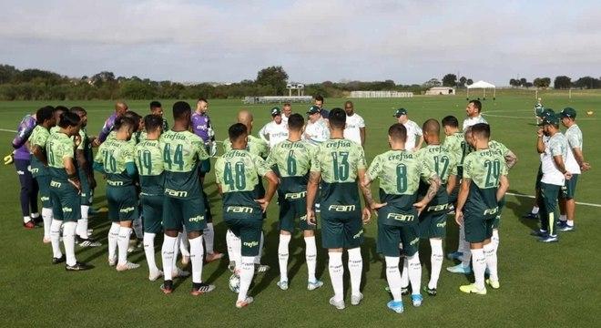 Jogadores do Palmeiras sofrerão cortes em seus salários