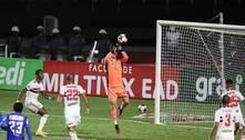 São Paulo não sofre gols há cinco jogos pela primeira vez desde 2007