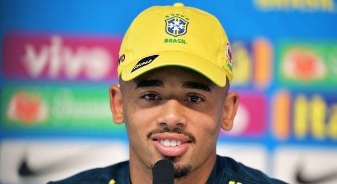 Gabriel Jesus diz que Brasil e Argentina é o maior clássico entre seleções