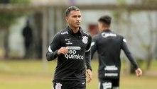 Marquinhos comemora volta ao Corinthians: 'Meu time do coração'