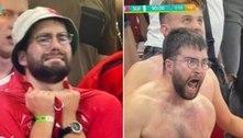 Torcedor Suíço que viralizou na web ganha passagem para assistir quartas de final: 'Fiquei louco'